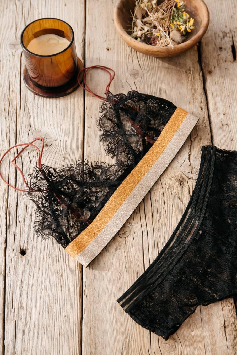 boheme chic vintage culotte femme stecy charbon