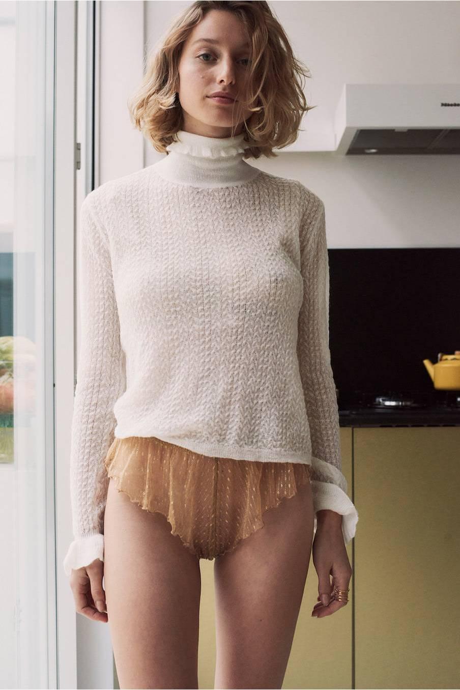 boheme chic vintage culotte femme lollie spicy
