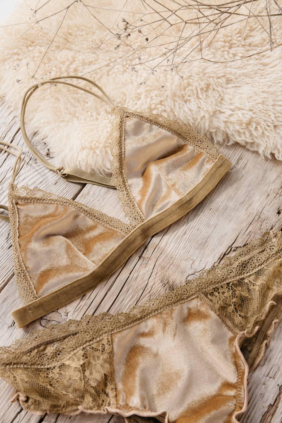 boheme chic vintage culotte femme valala honey velvet