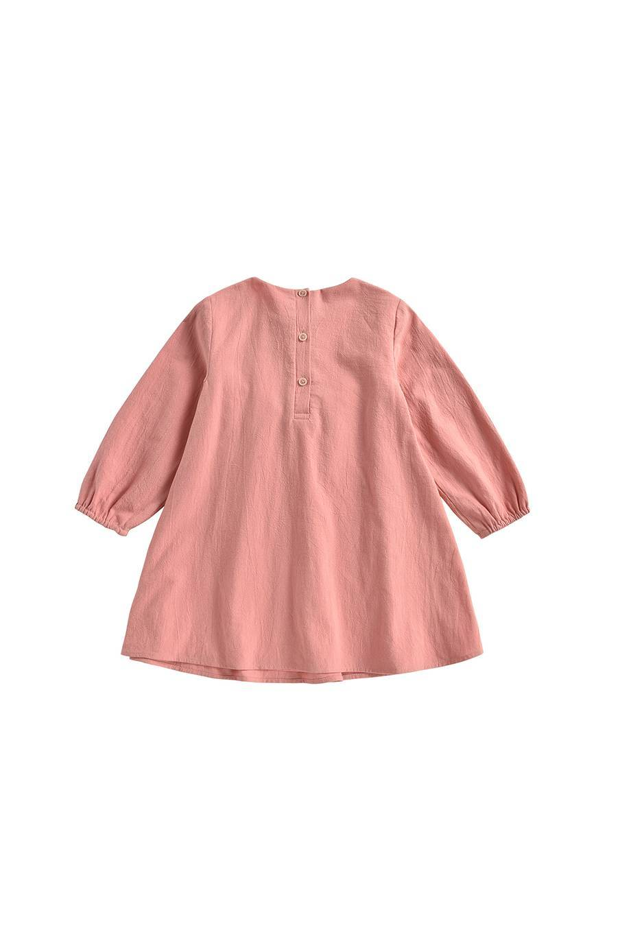 boheme chic vintage robe bébé fille maien sienna