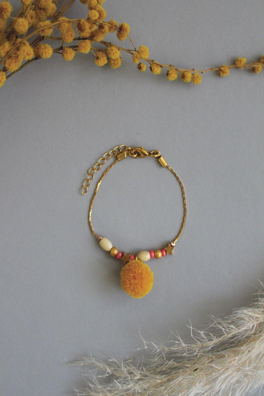 bohemian chic vintage bracelet girl manda honey