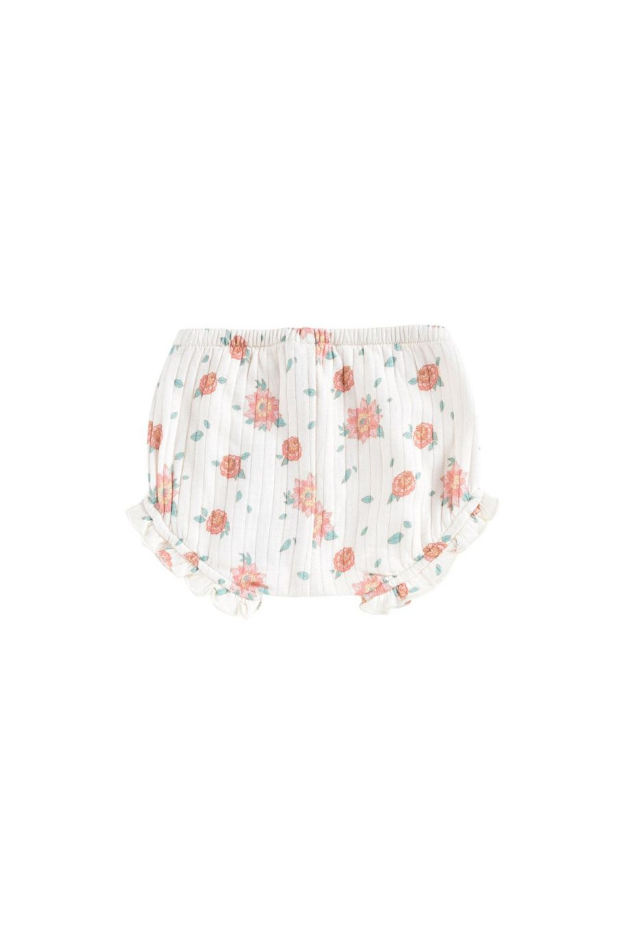 boheme chic vintage bloomer bébé fille anchita off-white flowers
