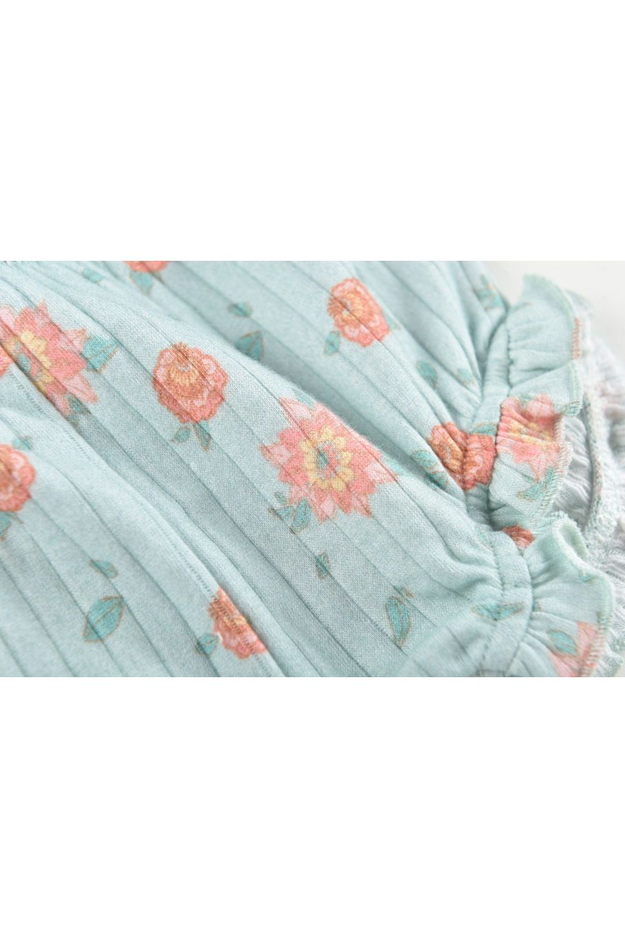 boheme chic vintage bloomer bébé fille anchita vintage blue flowers