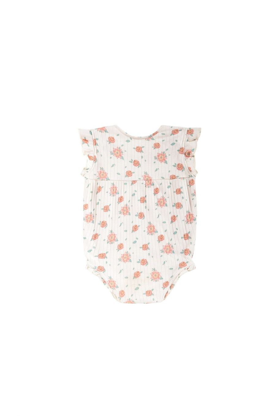 boheme chic vintage body bébé fille adonis off-white flowers