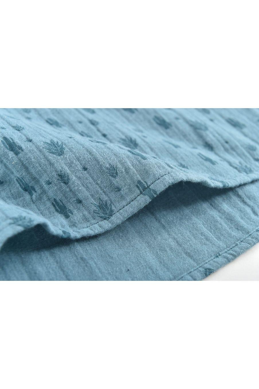 boheme chic vintage chemise garcon amano storm cactus