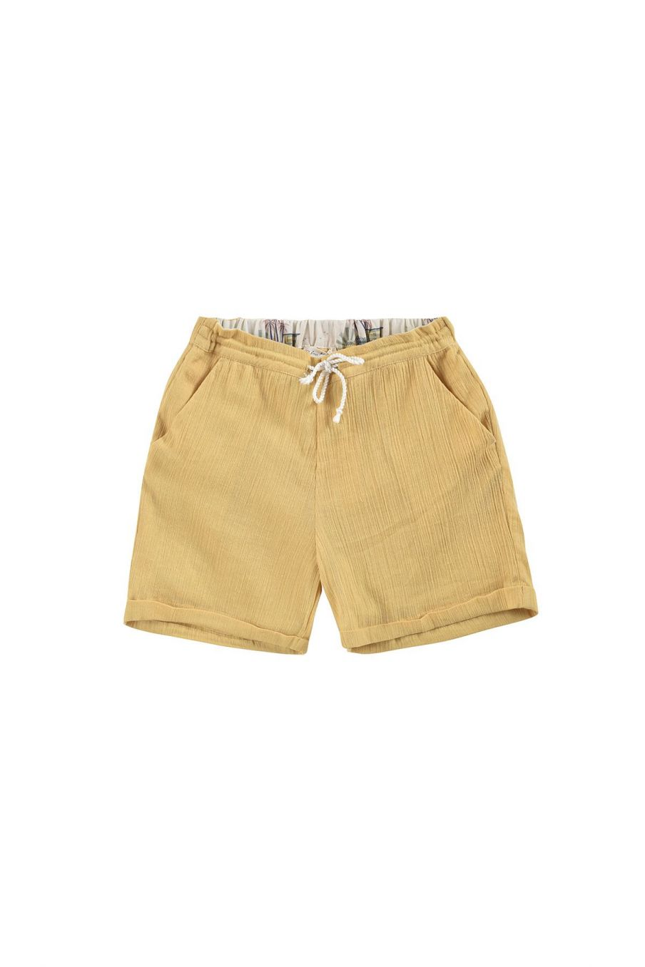 boheme chic vintage short garcon aliki soft honey