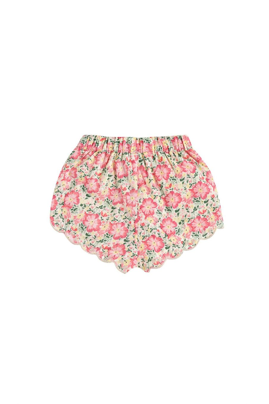 boheme chic vintage short bébé fille vallaloid pink meadow