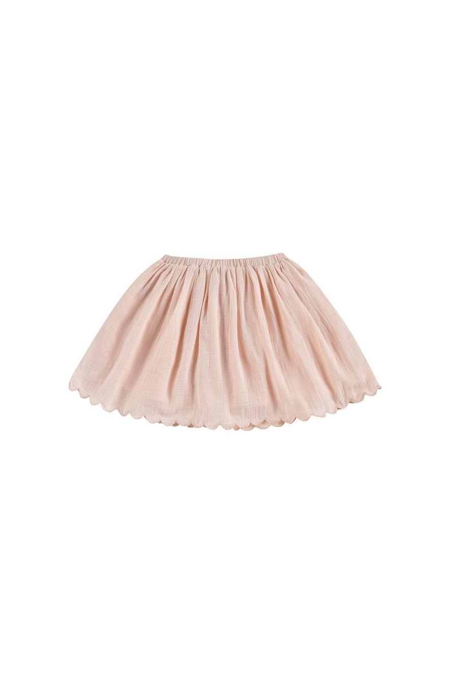 boheme chic vintage jupe fille riola blush