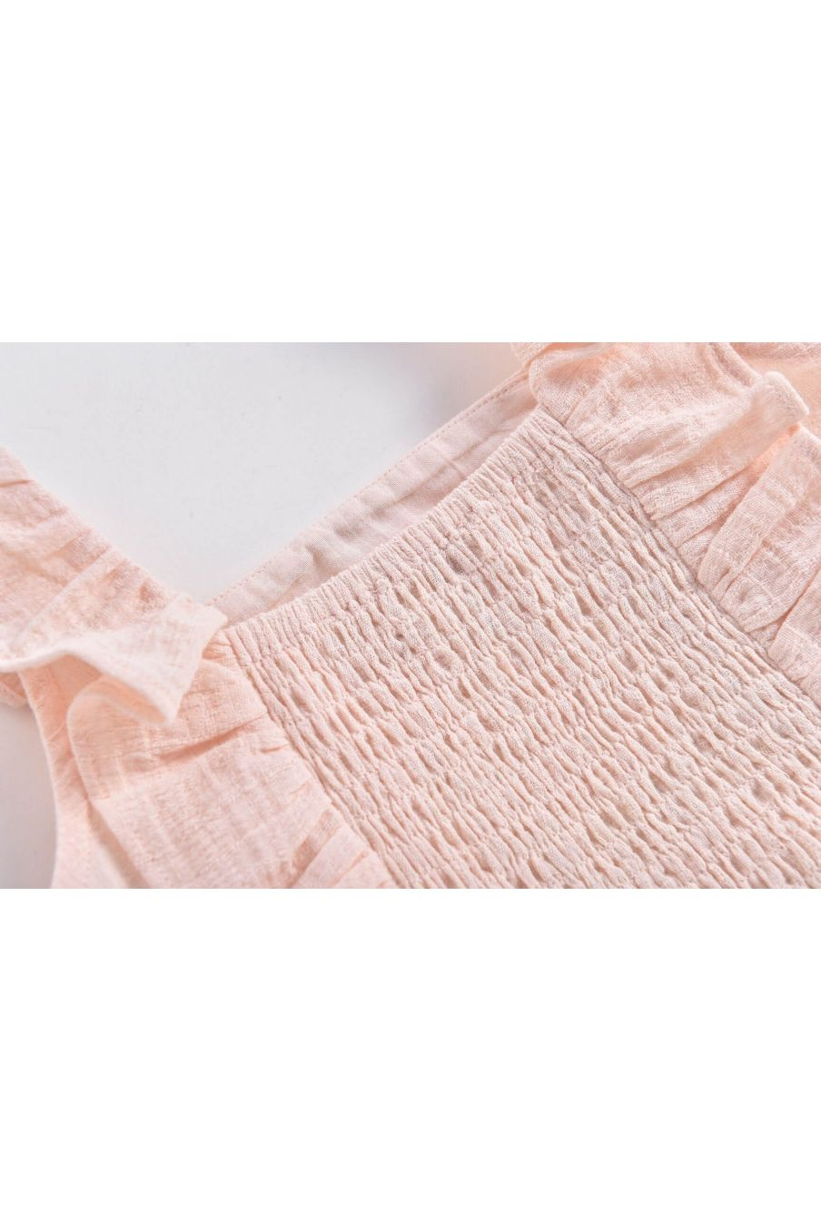 boheme chic vintage top fille hadiya blush