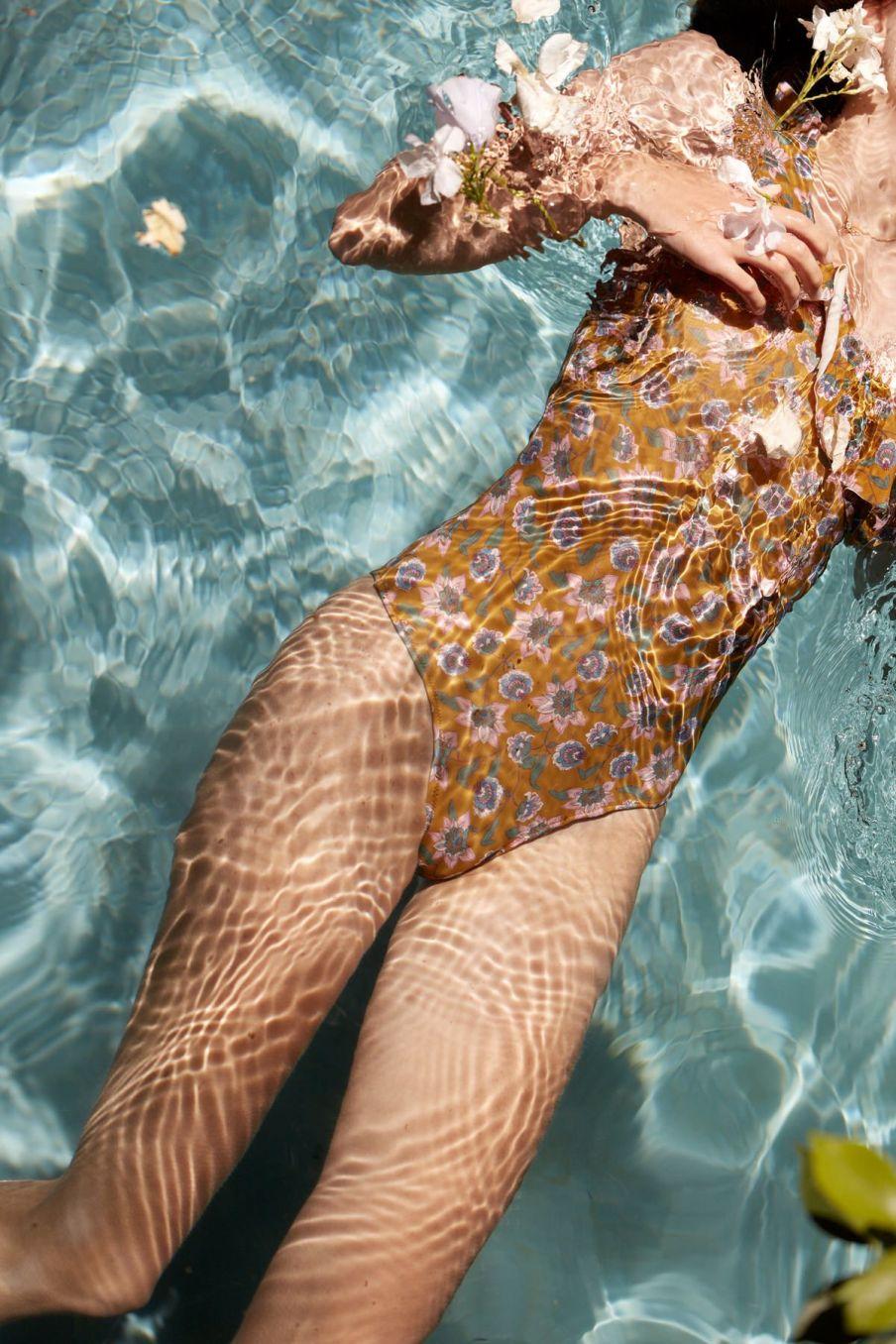 boheme chic vintage maillot de bain femme copacabana cinnamon flowers