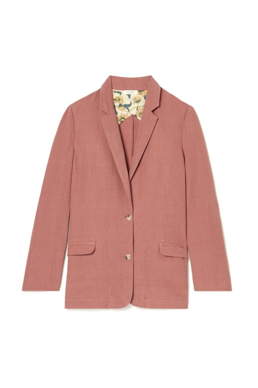 boheme chic vintage veste femme anzou terracota