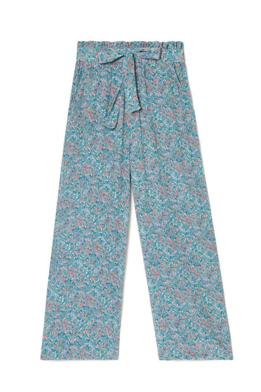 boheme chic vintage pantalon femme lenita storm spring flowers