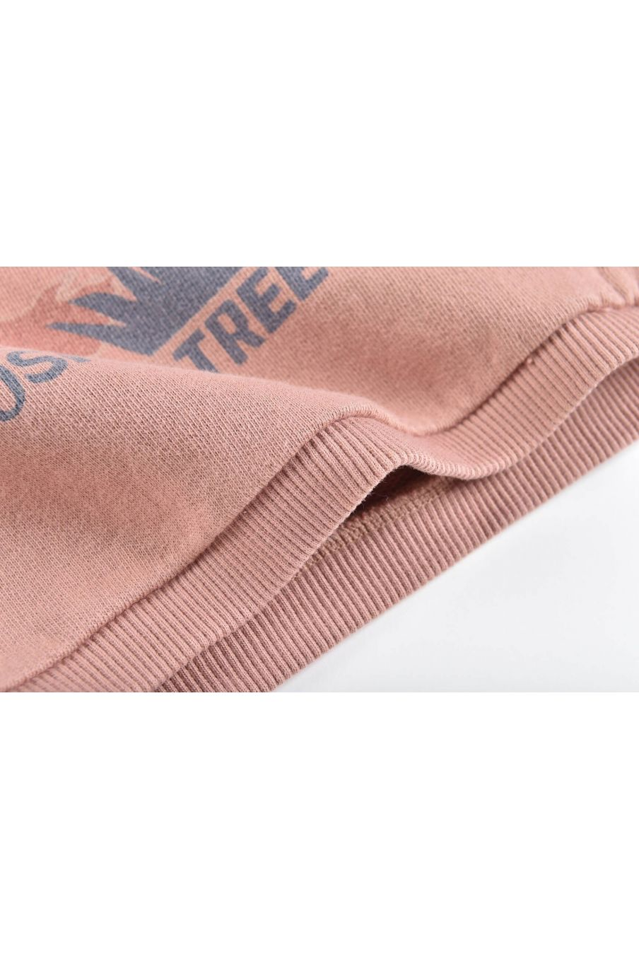 bohemian chic vintage sweatshirt boy afalo dusty pink