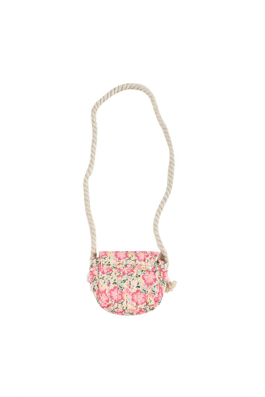 boheme chic vintage sac fille poppy pink meadow