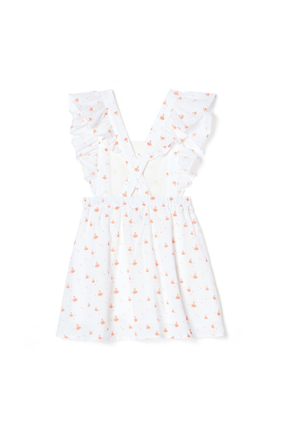 boheme chic vintage robe fille varadero hawai fabric