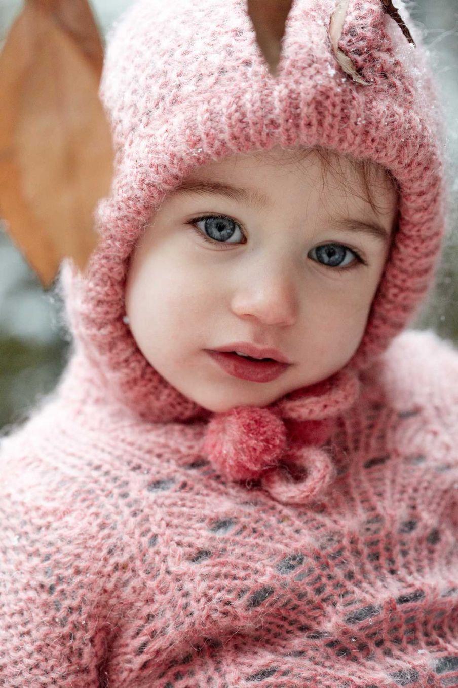 pull bebe fille salama sienna - louise misha