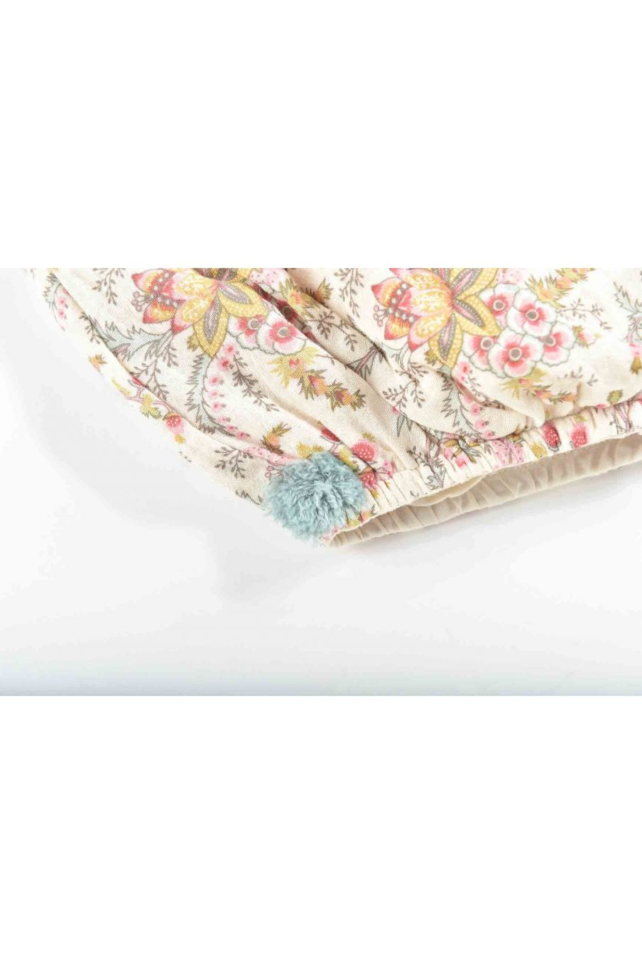 bloomers bebe fille valentine cream french flowers - louise misha
