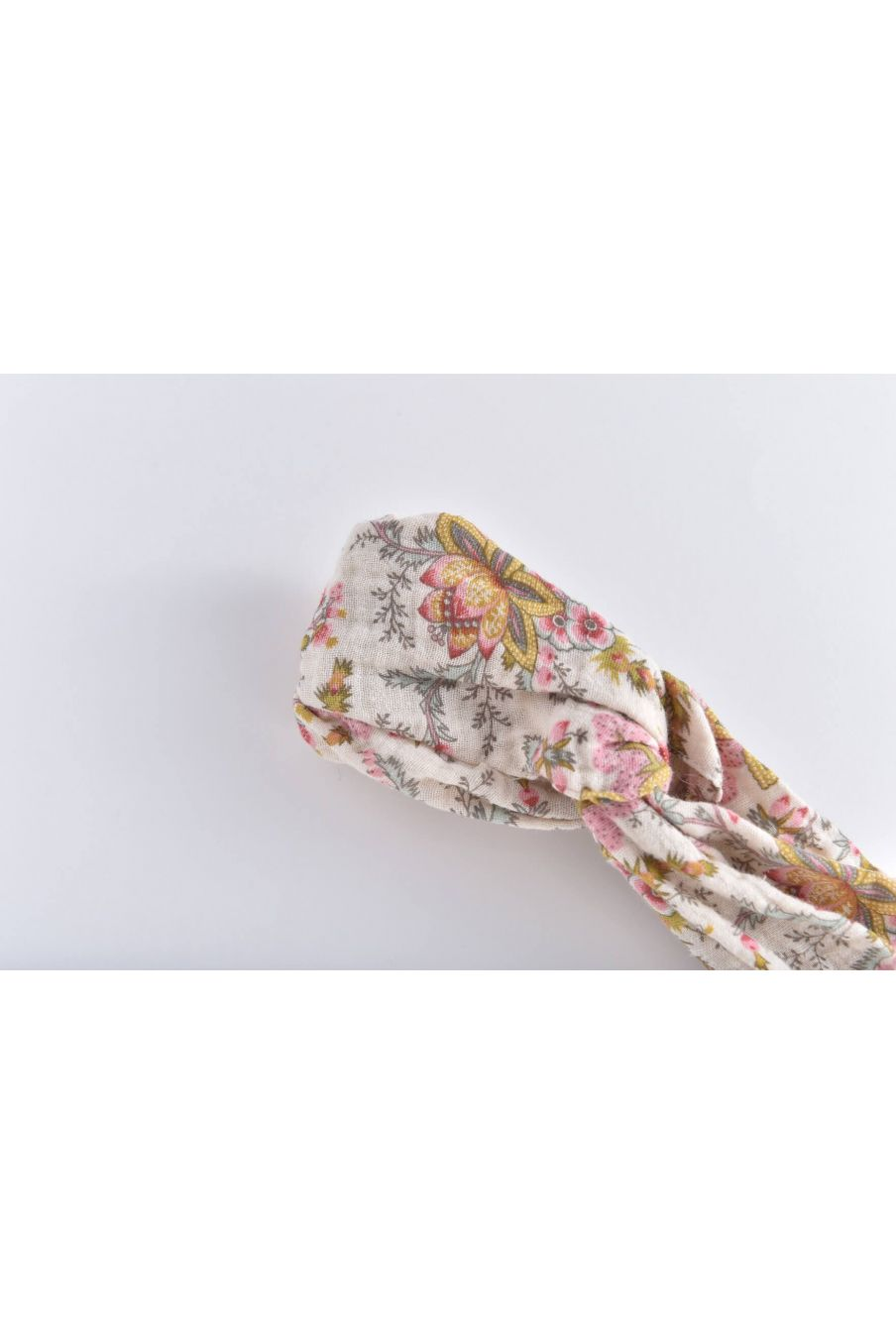 bandeau fille julie cream french flowers - louise misha