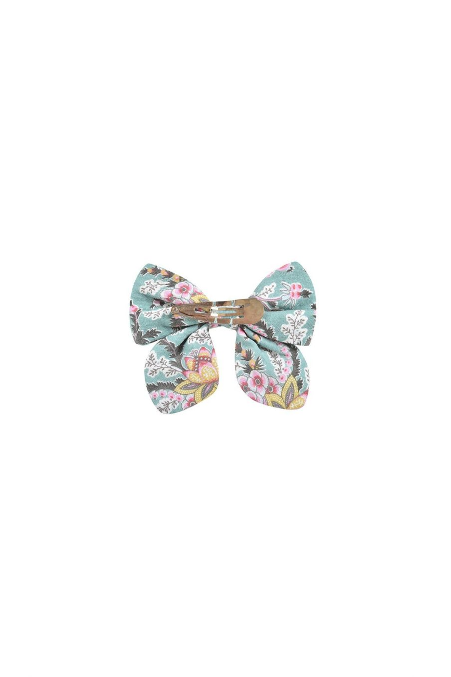 barrette fille lisa blue french flowers - louise misha