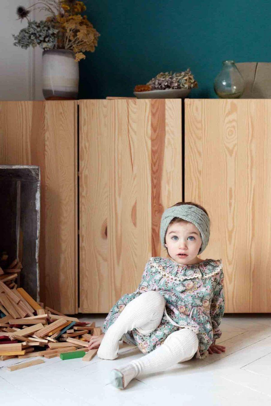 collants bebe fille chukata cream - louise misha