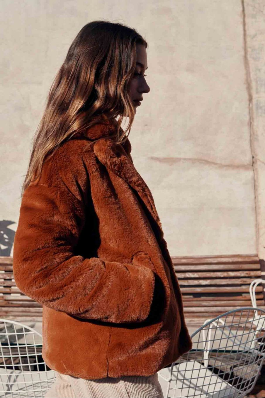 veste femme milou nuts - louise misha
