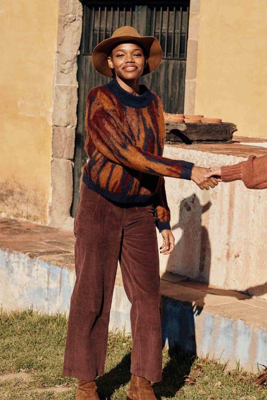 pull femme ismael storm - louise misha