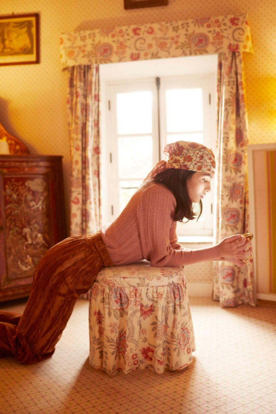 pull femme sarah sienna - louise misha