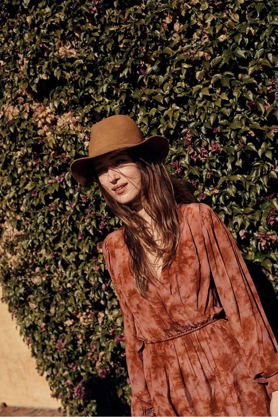 robe femme kady sienna tie and dye - louise misha