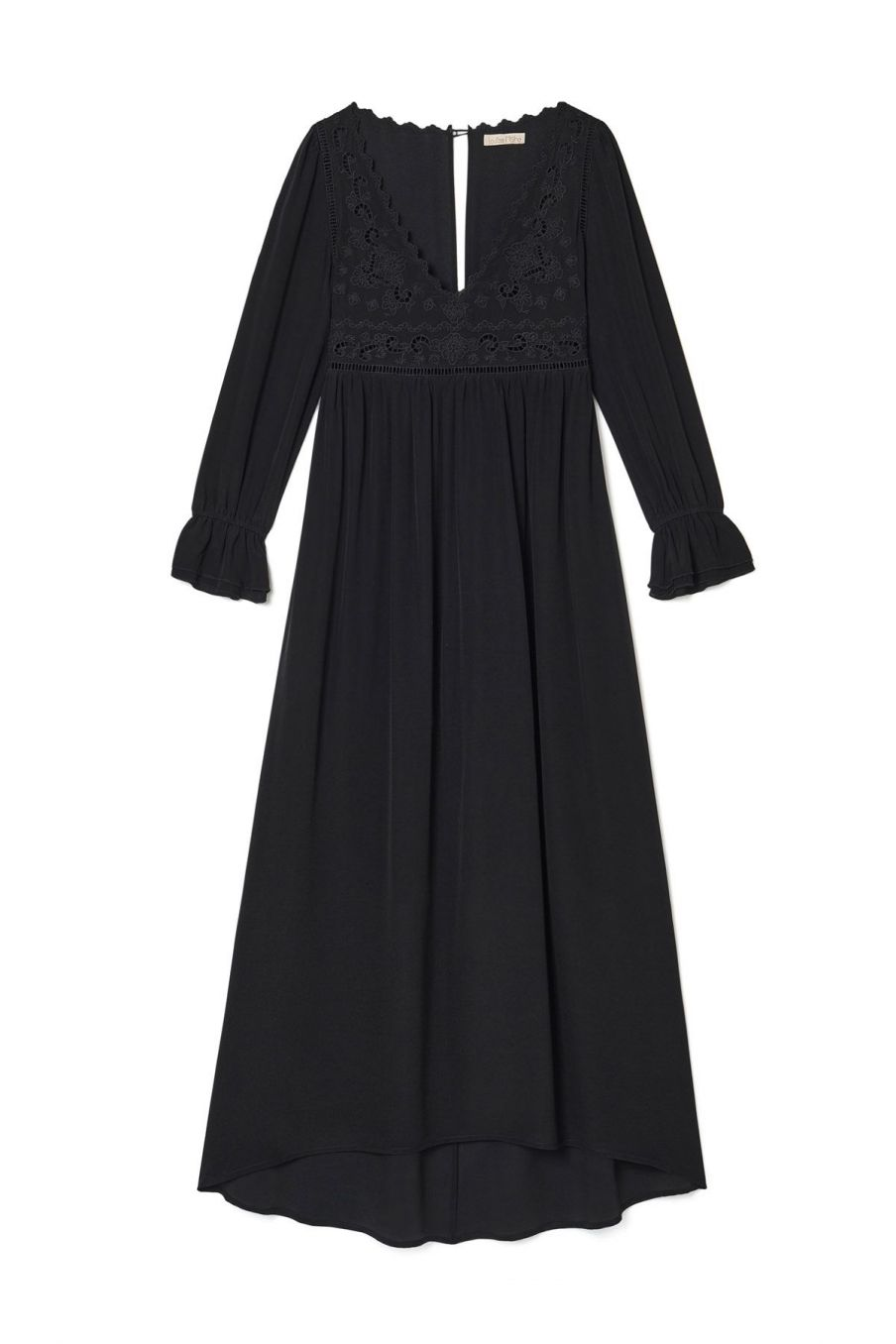 robe femme liciae charcoal - louise misha