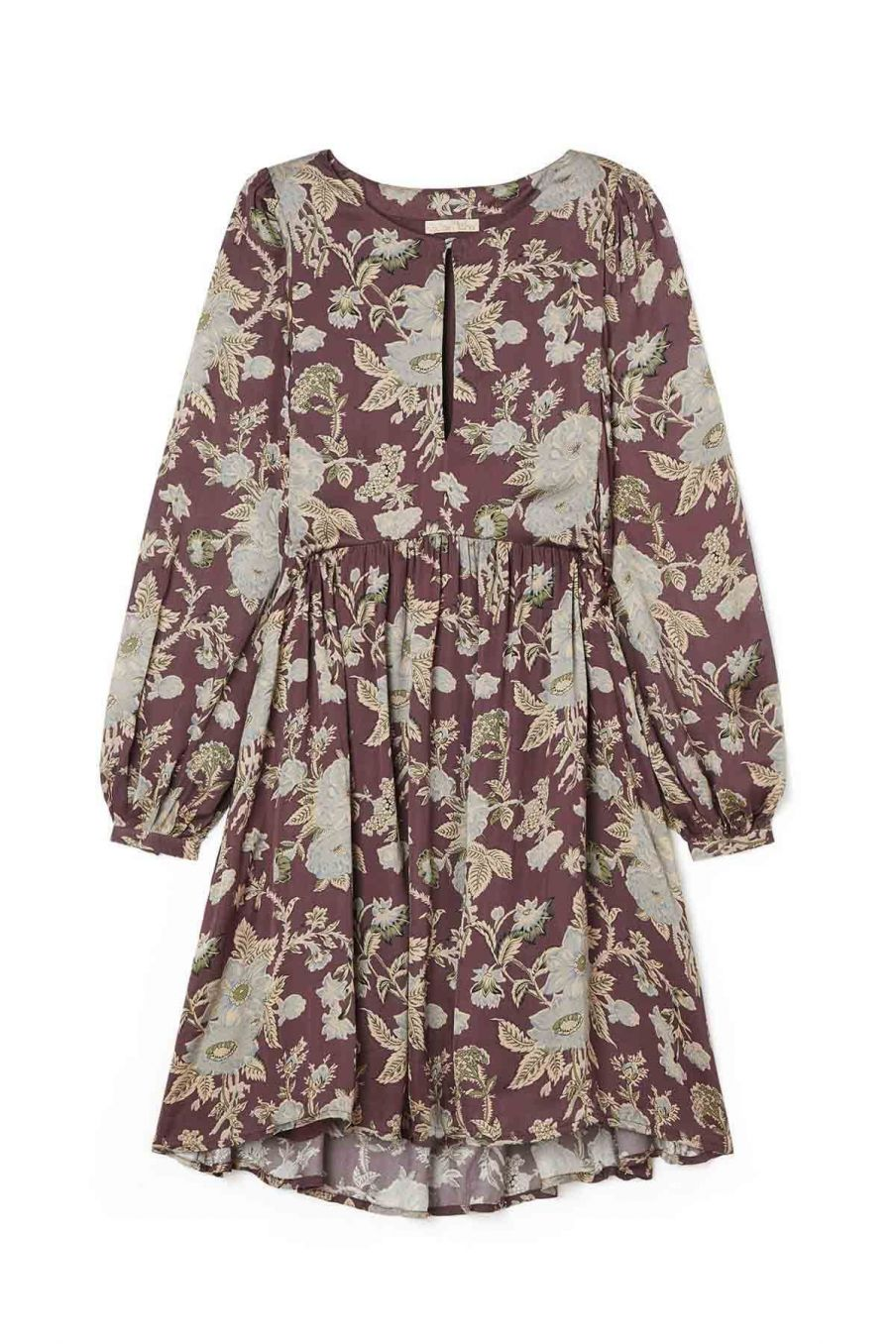 robe femme otticia parma passiflora - louise misha