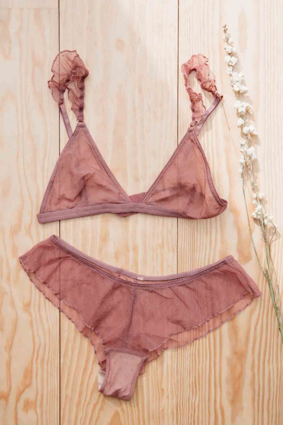 culotte femme lolly chestnut - louise misha
