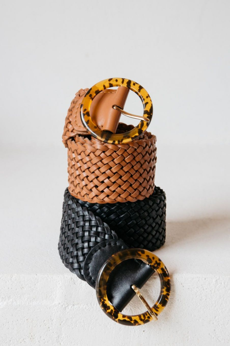 ceinture femme fifi black - louise misha