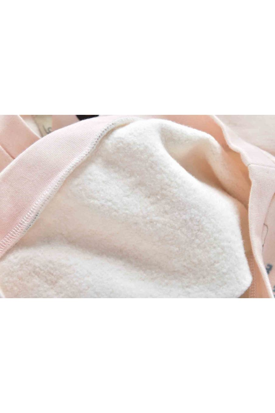 sweatshirt bebe garcon samuel cream mountains - louise misha