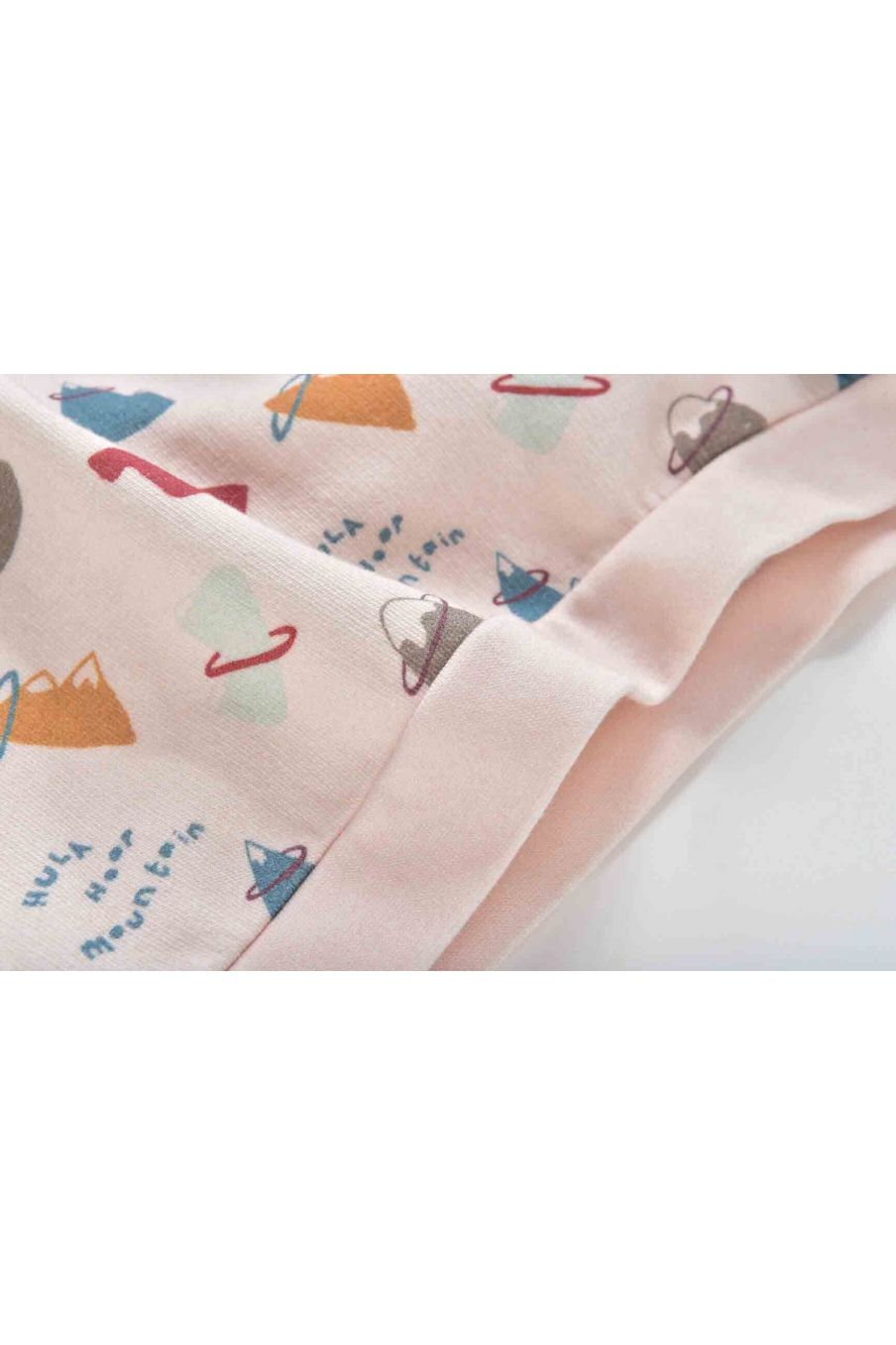 sweatshirt bebe garcon issah cream mountains - louise misha