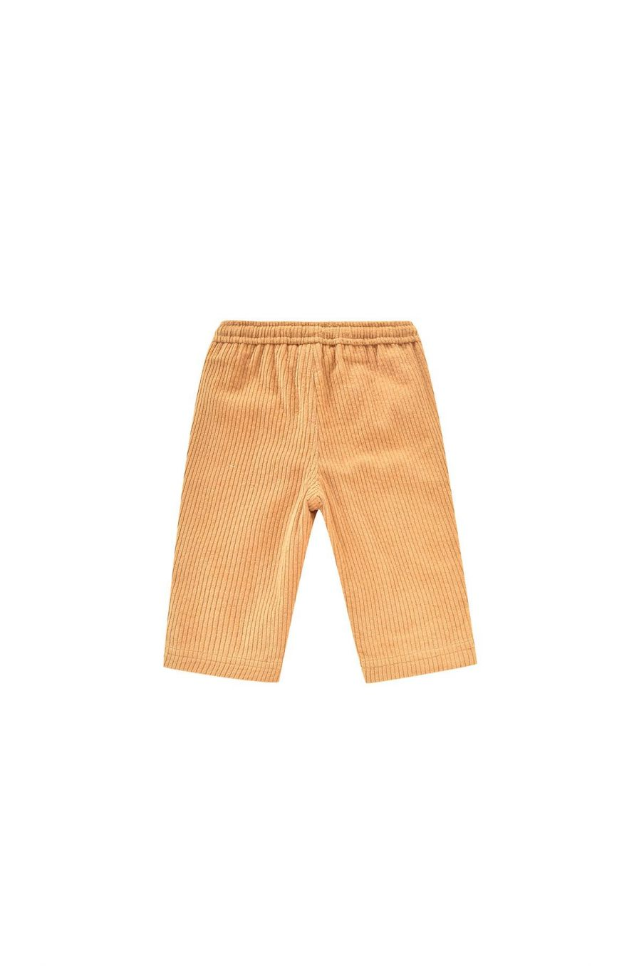 pantalon bebe garcon abel camel - louise misha
