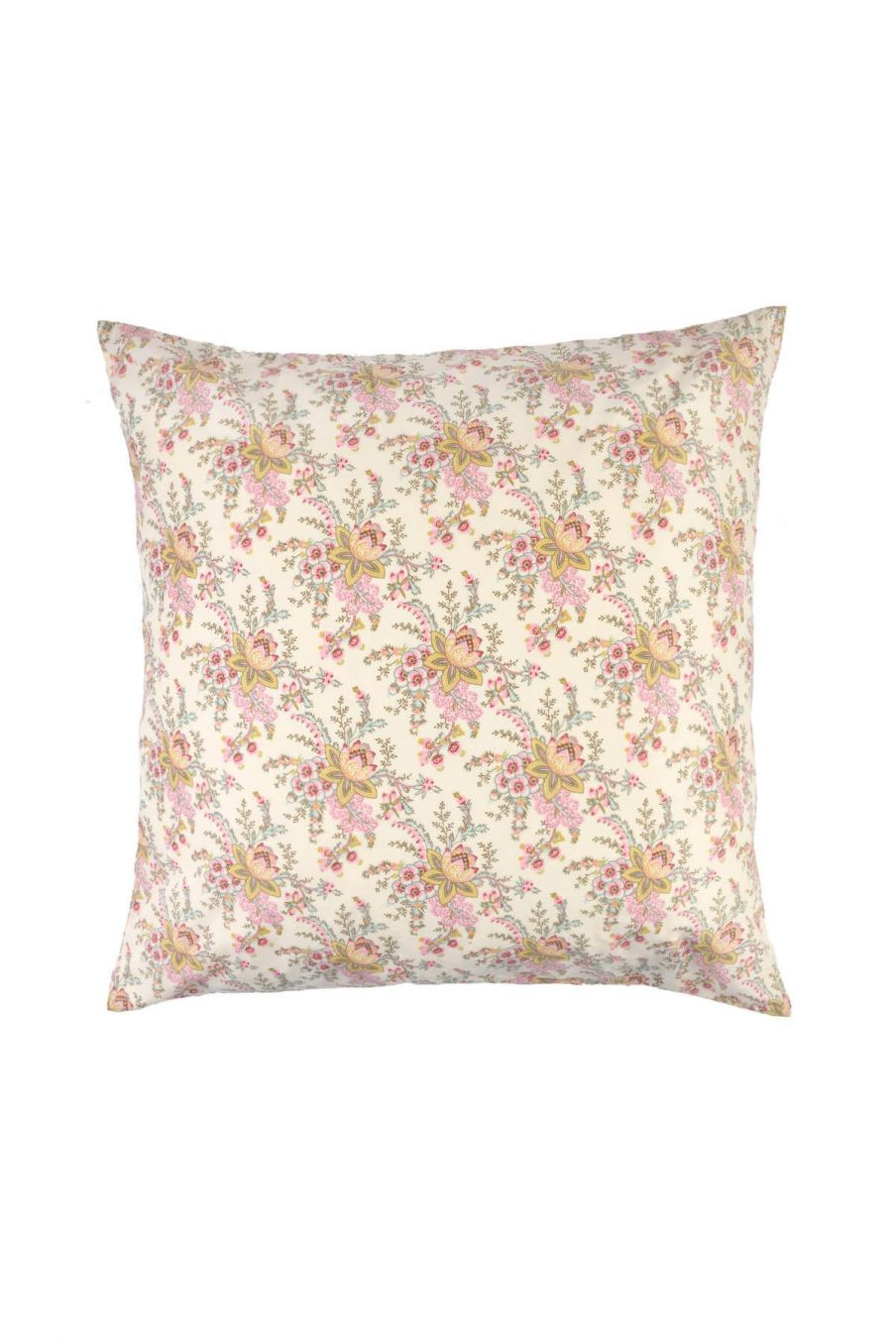 taie d'oreiller maison valerie cream french flowers - louise misha