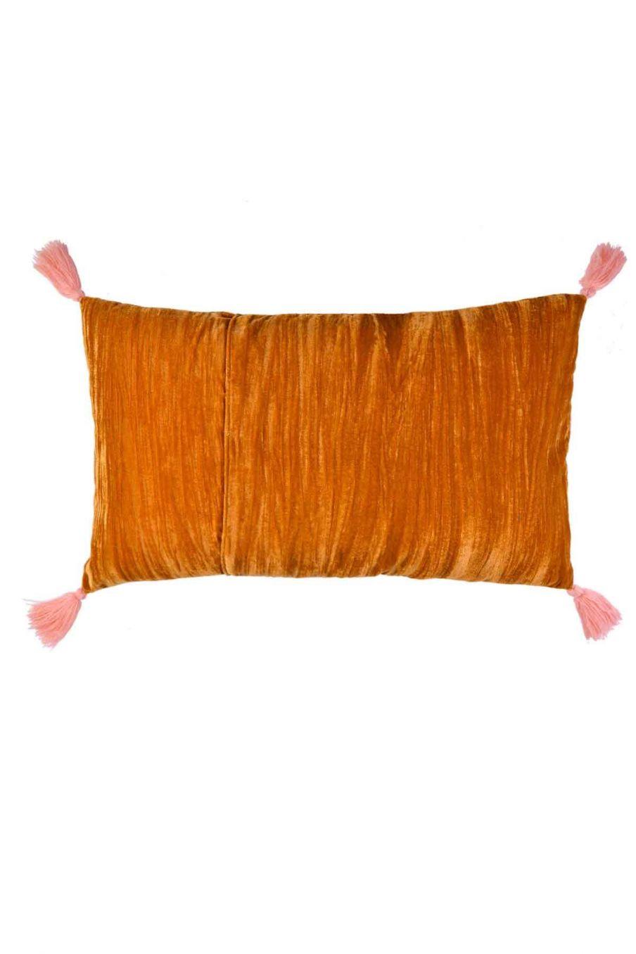 coussin maison matty caramel - louise misha