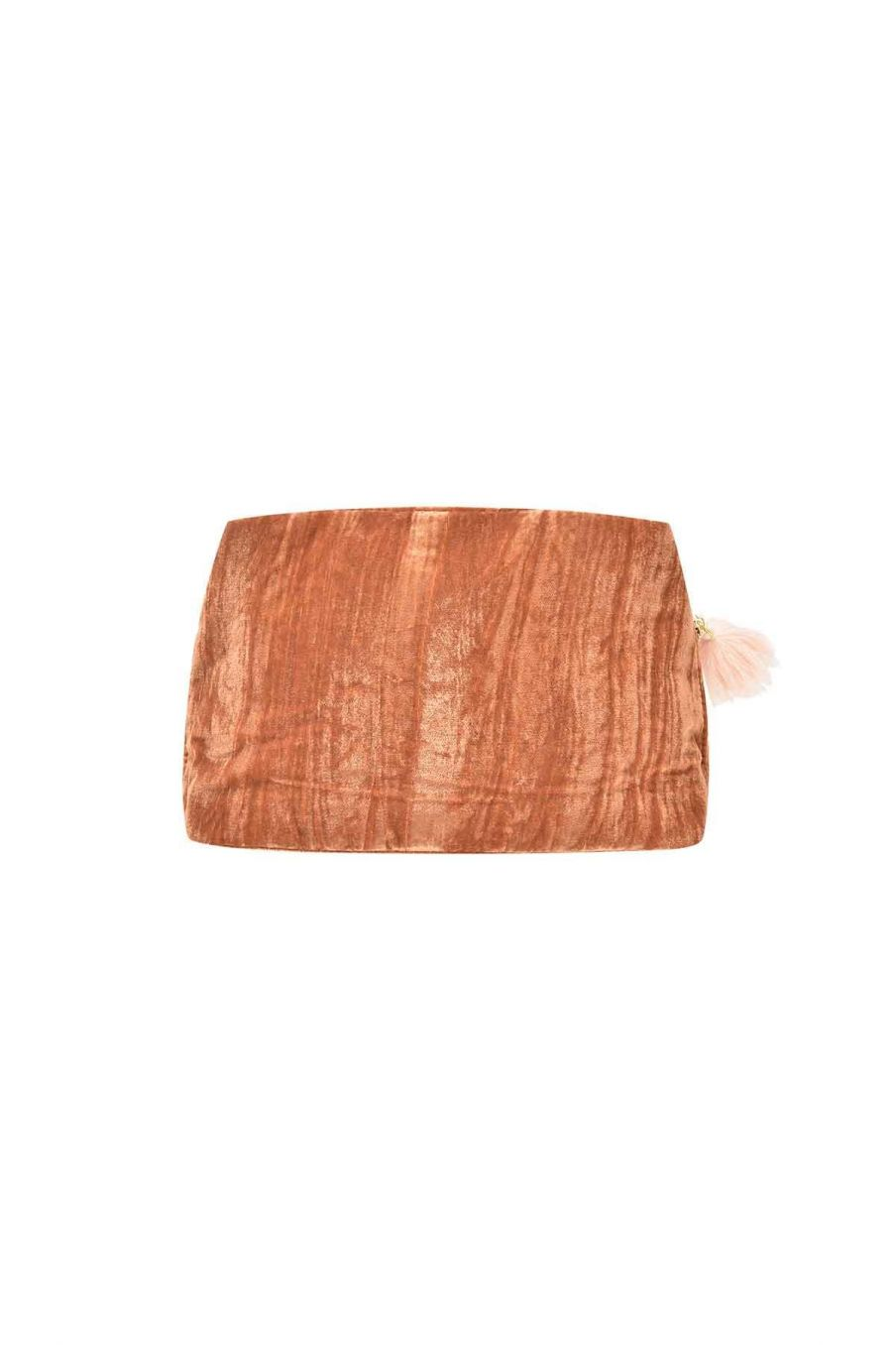 pochette maison marya caramel - louise misha