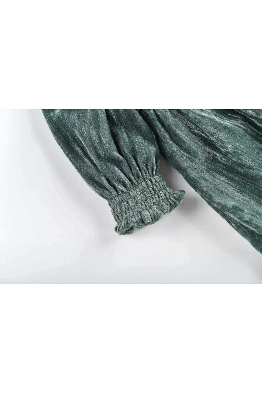 robe fille josette sauge - louise misha