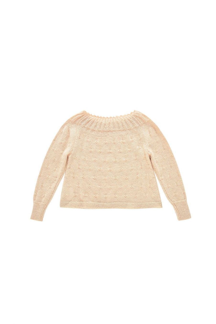 pull fille jally blush - louise misha