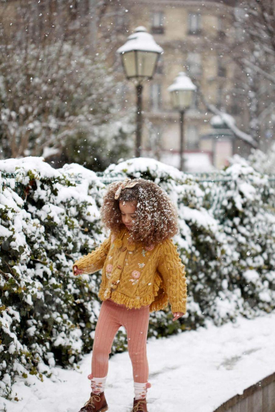 leggings fille moldavia sienna - louise misha
